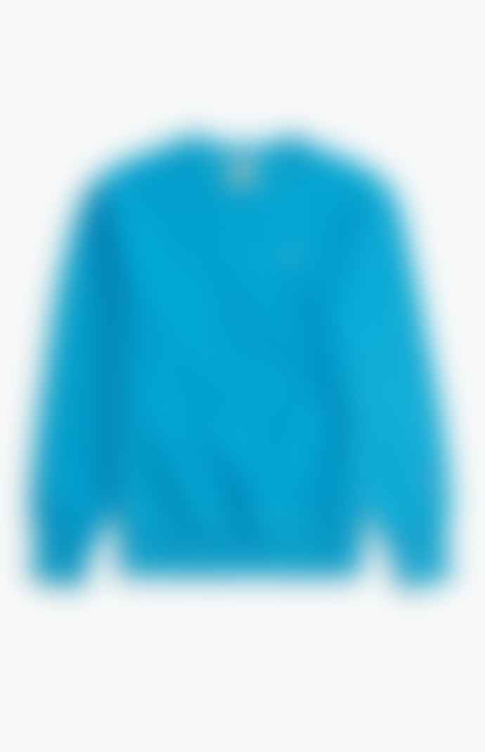 Champion Reverse Weave Crewneck Sweatshirt Cobalt Blue