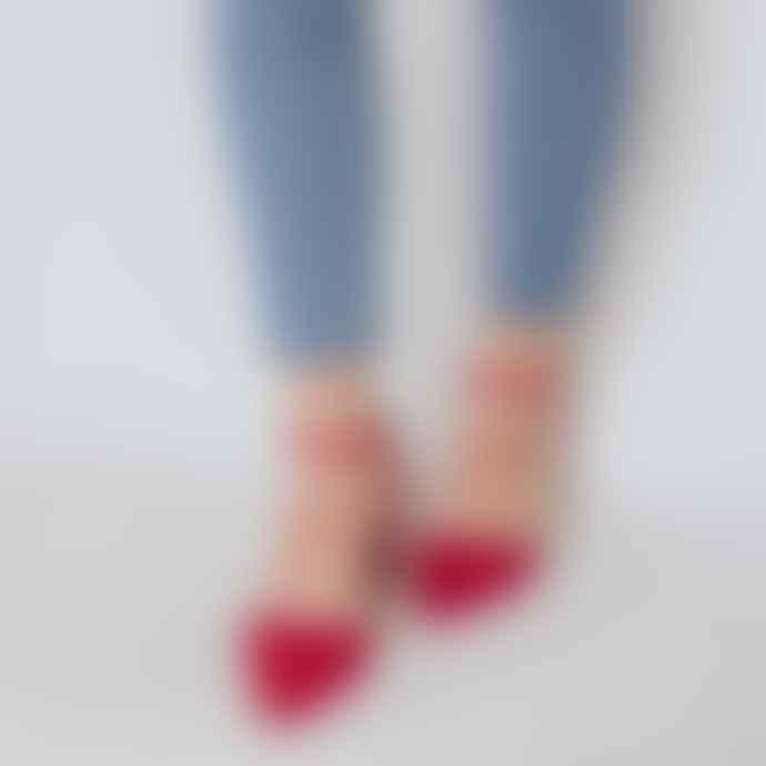 Lucia Be Beige One Size Polyamide Heart Socks