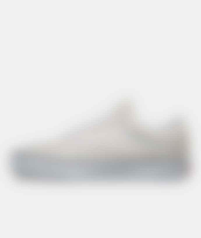 Vans  Birch Suede Fuzzy Old Skool Shoes