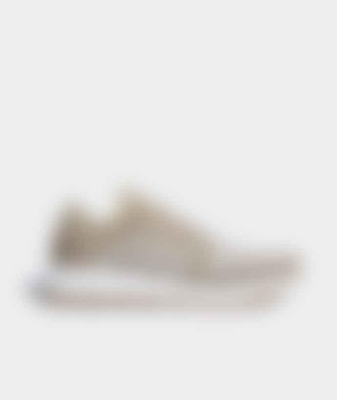 Adidas Raw Gold Textile Primeknit Swift Run Shoes