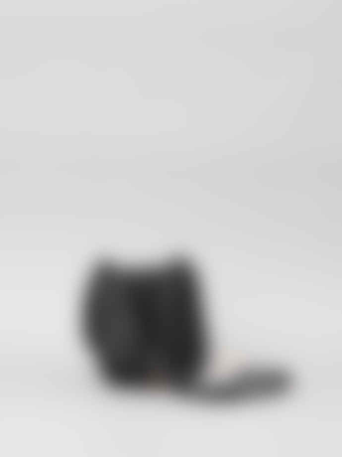 Mimi Berry Black Francis Crossbody Bag
