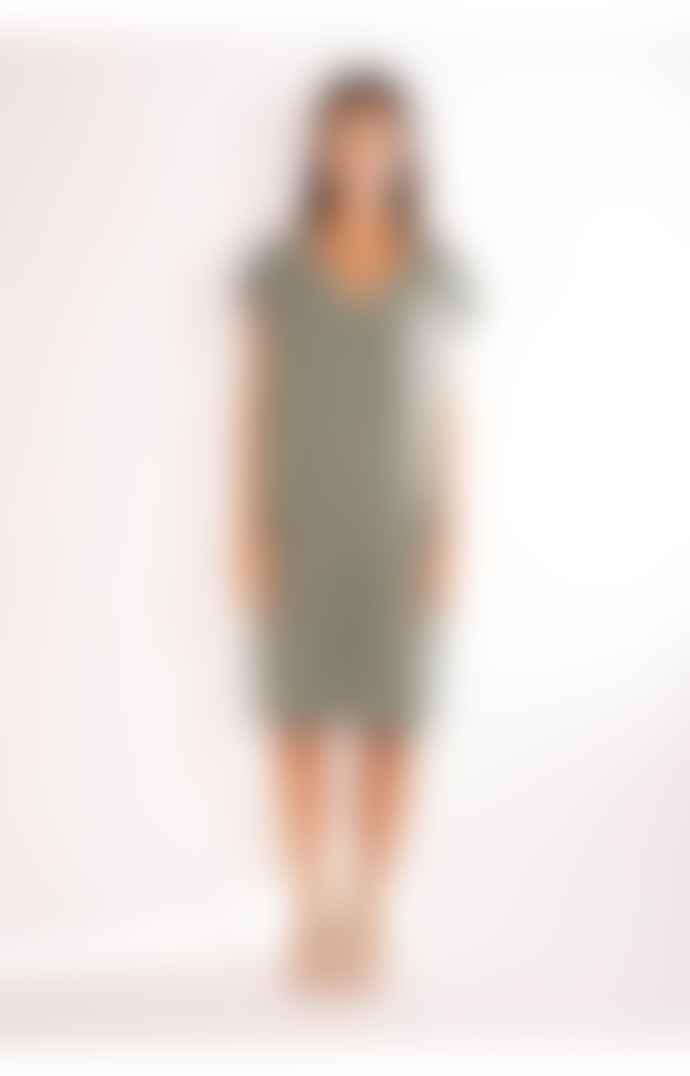 Cus Siena Crepe Dress