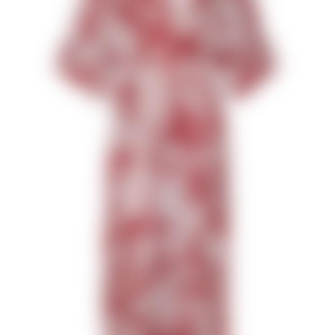 Nooki Design Kia Jumpsuit Monstera Leaf Print