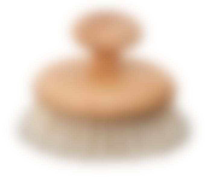 Redecker Massage brush with knob