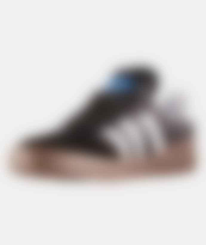 Adidas Black White Gum Busenitz Vulc RX Shoes