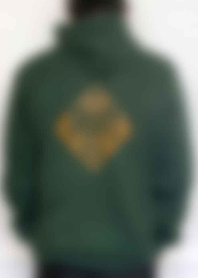 Fresh Cuts Clothing Mallard Green Sw Pullover Hood