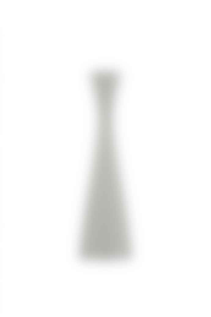 The Sue Parkinson Home Collection Gull Grey Candle Holder