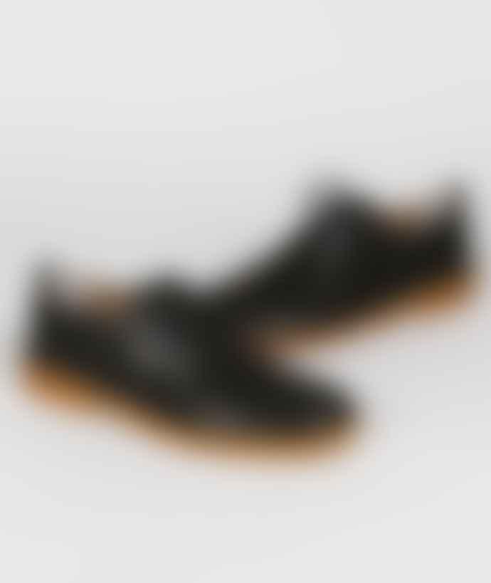 Clarks Originals Size 10.5 Dark Navy Desert London Shoes