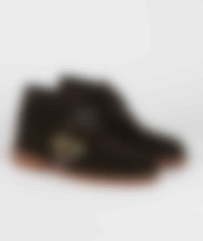 Clarks Originals Loden Green Desert Boot Gtx Shoes