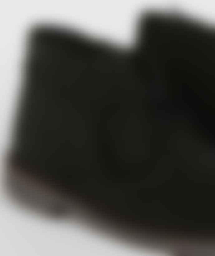 Clarks Originals Black Suede Desert Boot Gtx Shoes
