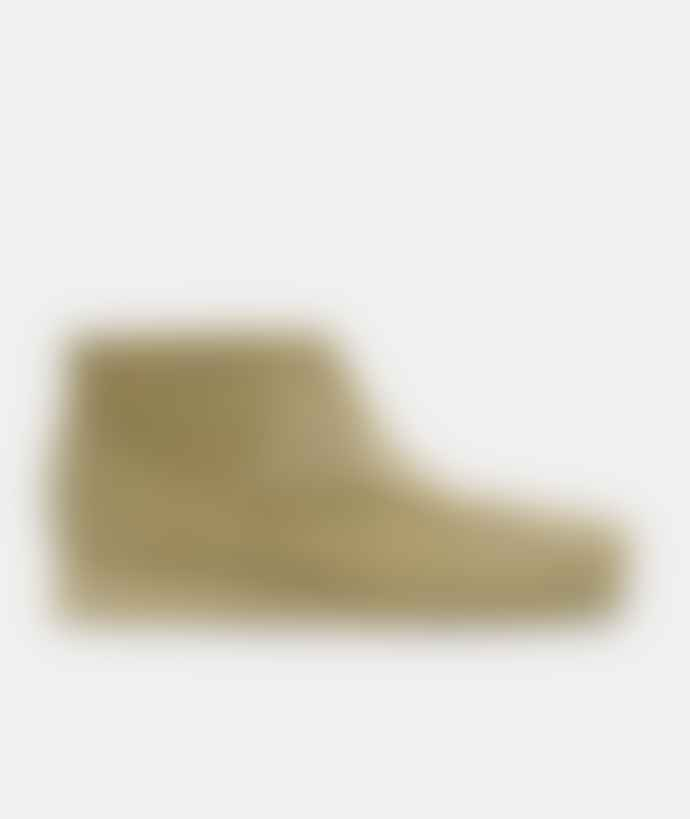 Clarks Originals Maple Suede Wallabee Boot