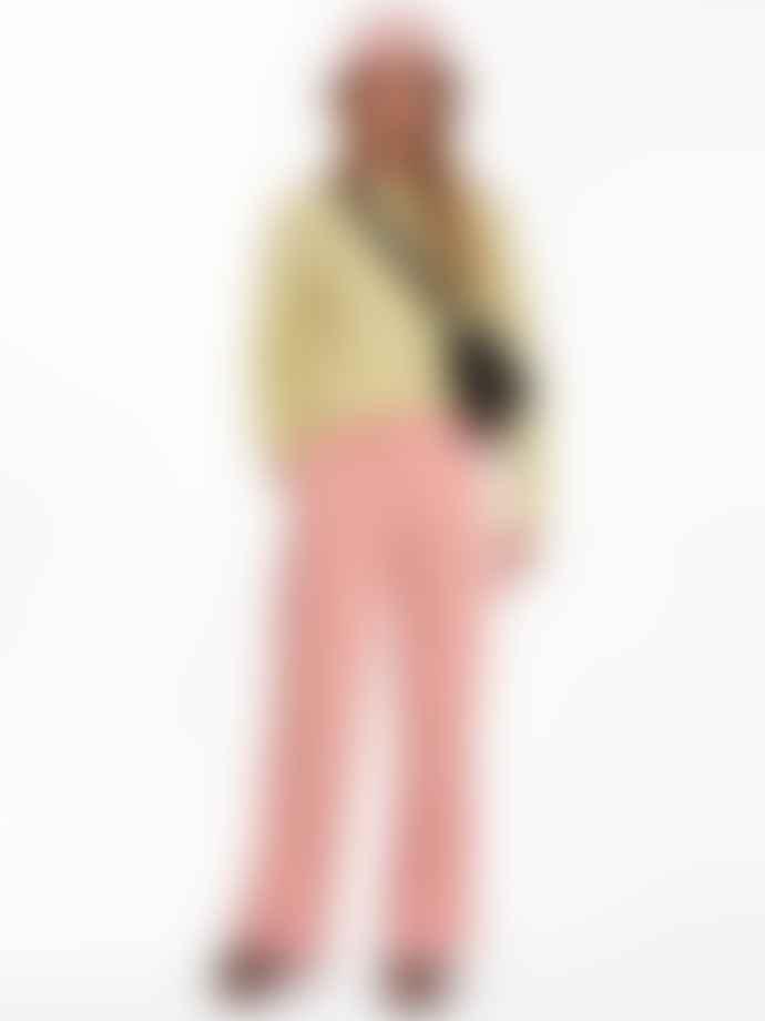 MJM Angelica Bucket Hat Red Stripe