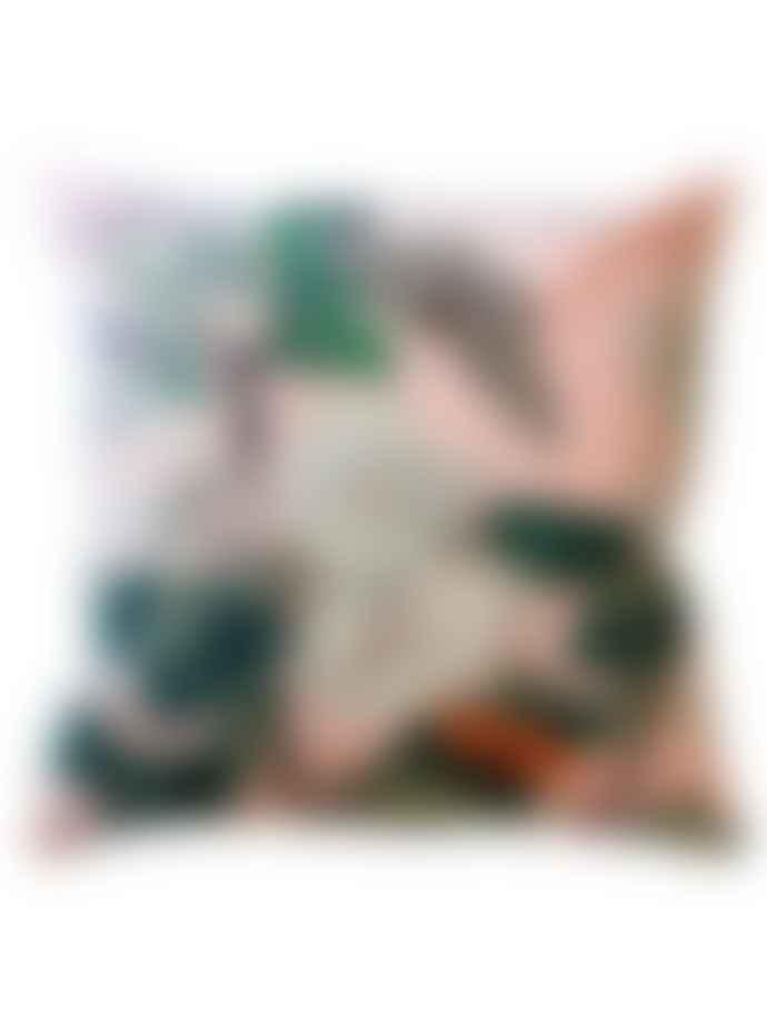 Vanilla Fly Velvet Cushion Appleblossom Nude