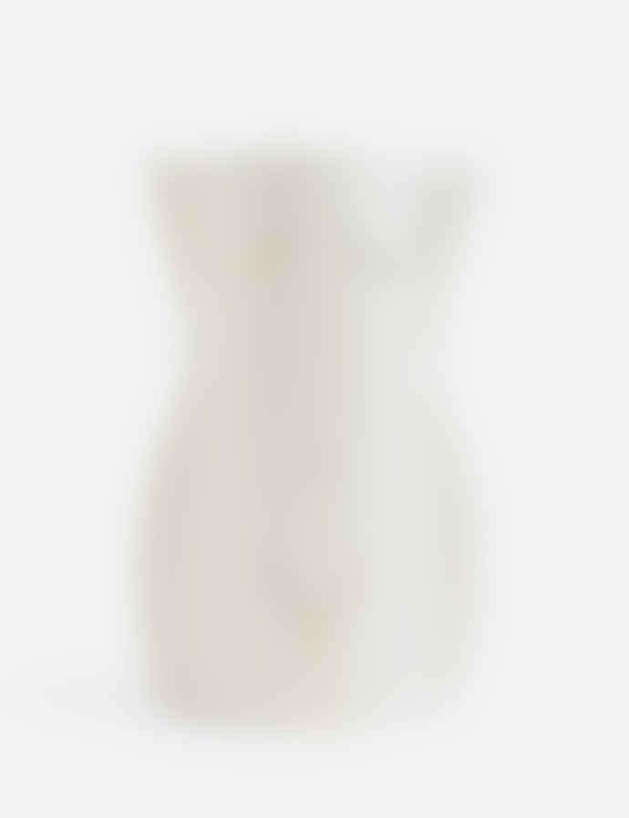 Octaevo White Venus Paper Vase