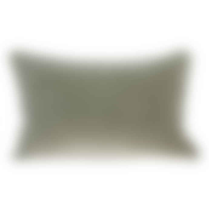 HKliving Green Velvet Cushion