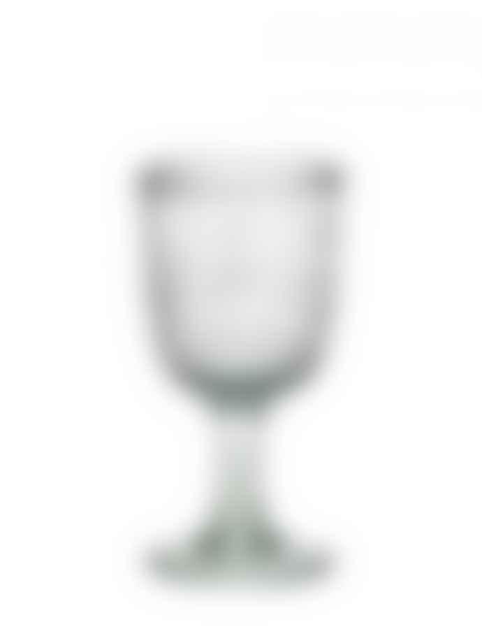 Serax Pack of 4 14 x 7.5cm Round White Pascale Pure White Wine Glass