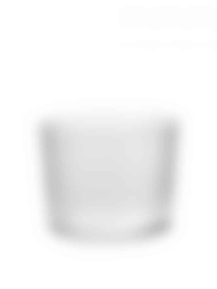 Serax Pack of 4  Ø8.2 x H6.2cm Small Transparent Merci Glass