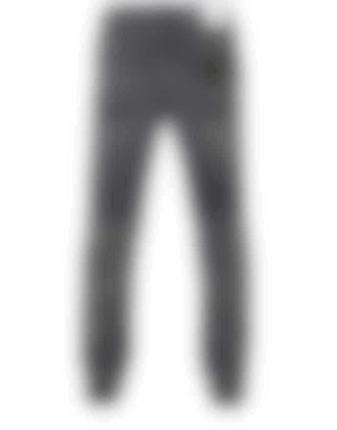 Stone Island Men´s Skinny-Fit Black jeans
