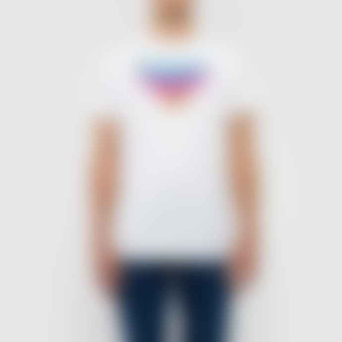 RVLT Galaxy T Shirt 1102 White