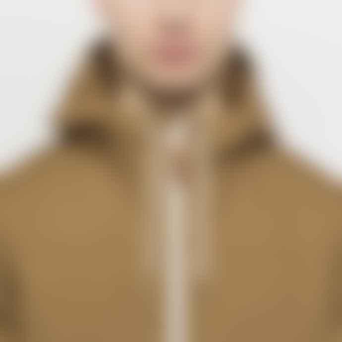 RVLT Parka Jacket 7580 Brown