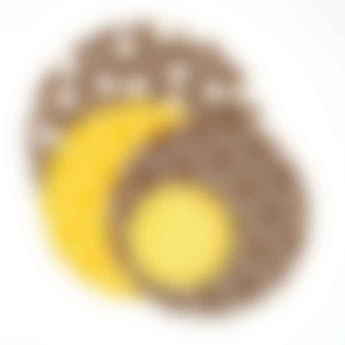 Liebling Malmo 25cm Loppa Brown HDF Coaster