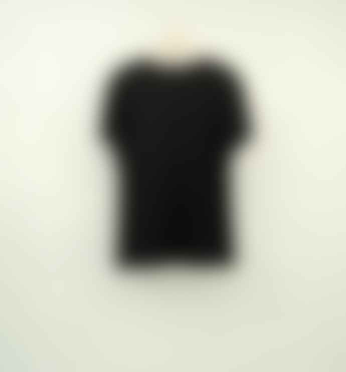 Liebling Malmo Black Organic Cotton Unisex T Shirt