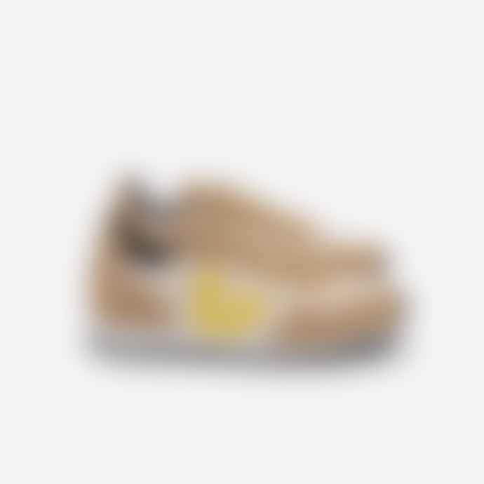 Veja Natural Gold Yellow Vegan SDU REC Sneakers