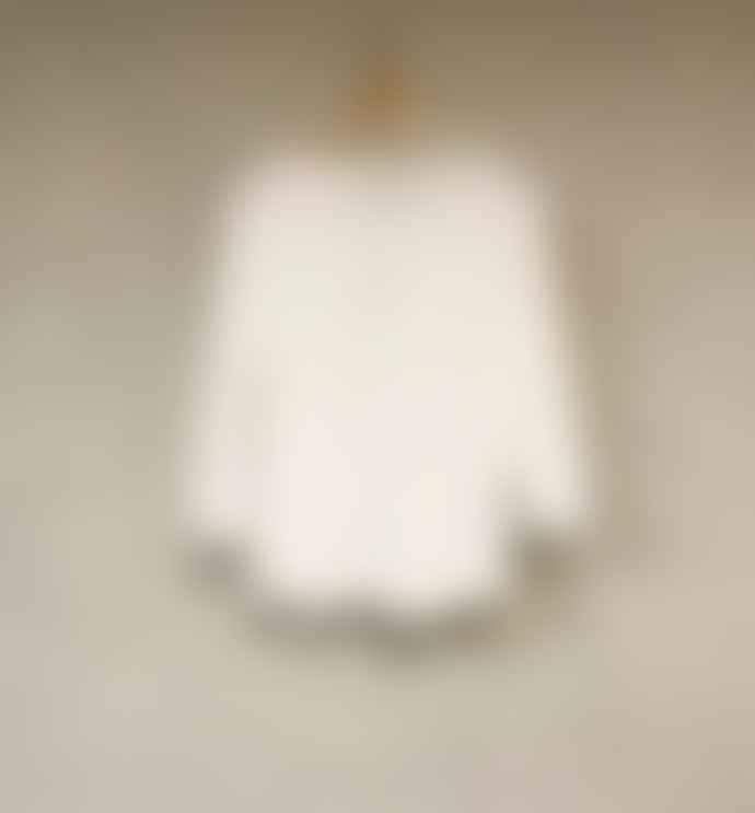 Liebling Malmo White Tencel Raglan Eco Top