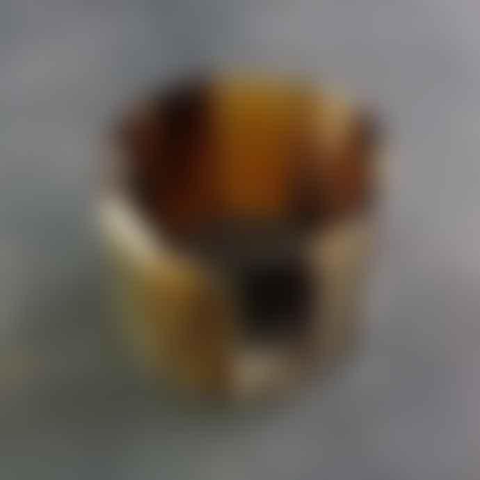 Abbeyhorn Horn Segments Elasticated Bangle