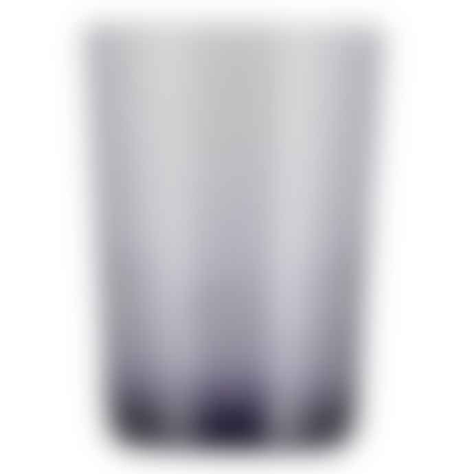 Designs By Colour Violet Handmade Glass Tumbler