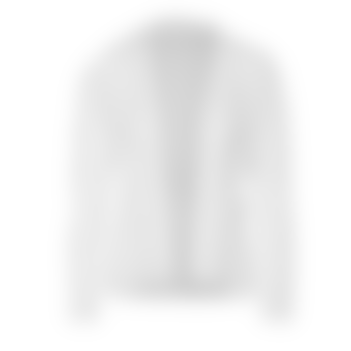 Cathrine Hammel Twinset Cardigan White Merino Wool