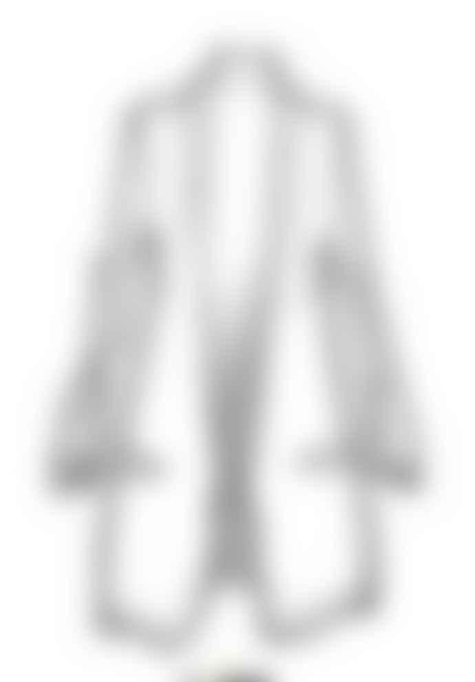 Transit Cfdtrik 200 White Lightweight Jacket