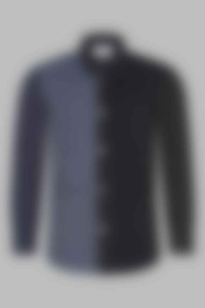 JJ Emlyn Adelaide Navy Overshirt
