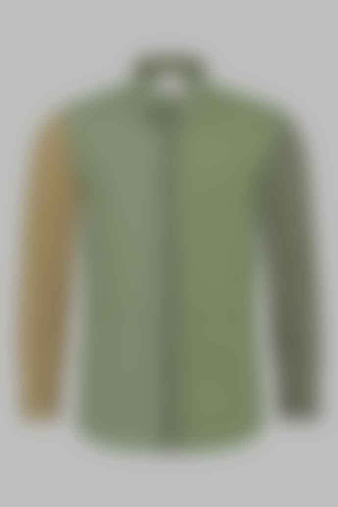 JJ Emlyn Adelaide Khaki Overshirt