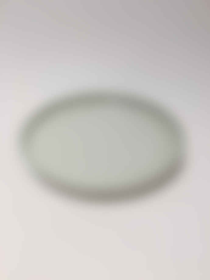 Mezzanine White plate S
