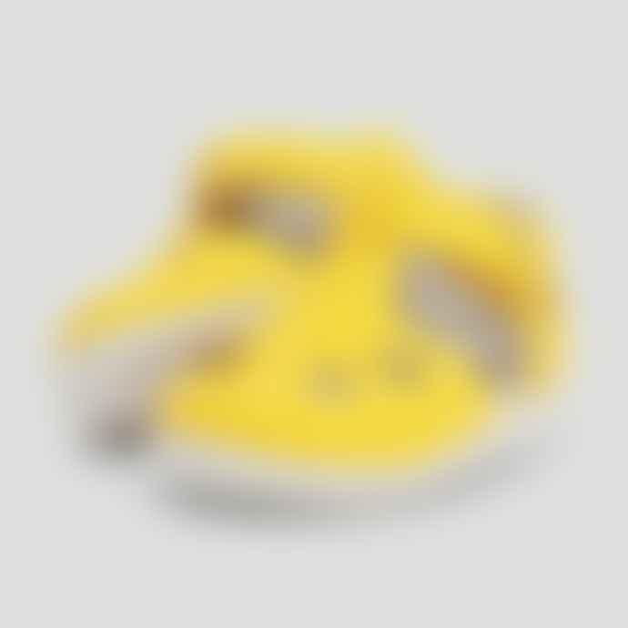 Bobux Zap Yellow