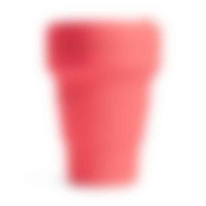 Stojo Stojo Pocket Cup 12oz - Coral