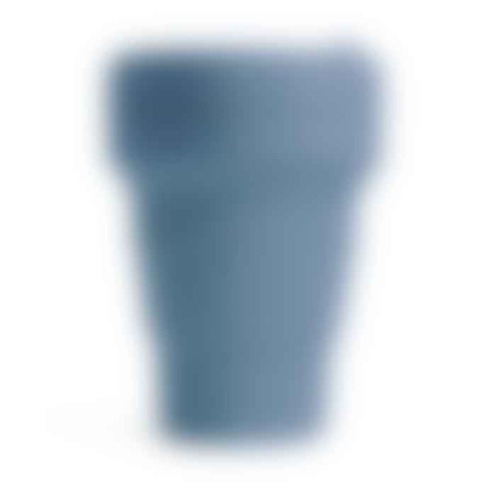 Stojo Stojo Pocket Cup 12oz - Steel Blue