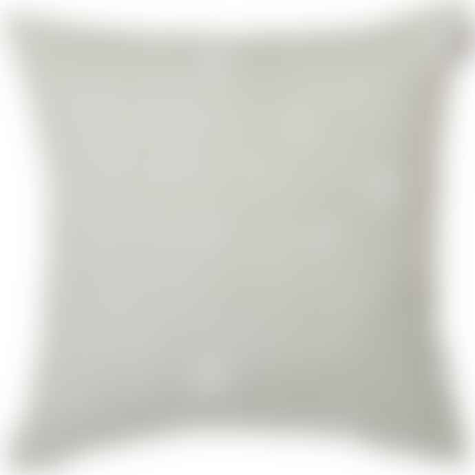 Spira of Sweden Linen Virvelvind Cushion
