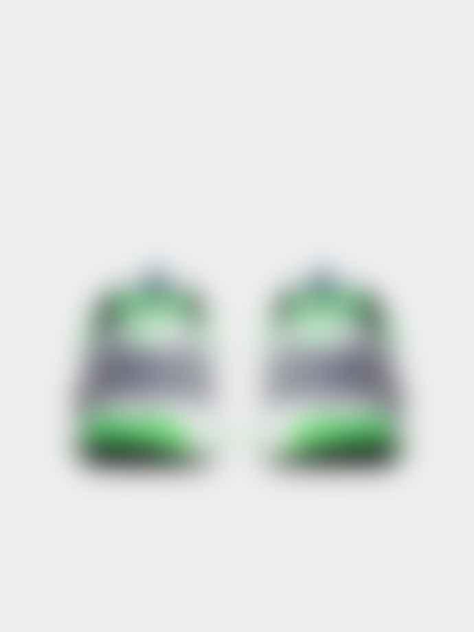 Nike Electric Green White Vomero 5