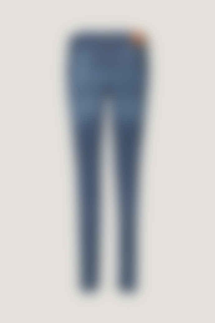 Samsoe & Samsoe Alice jeans - Mid Blue