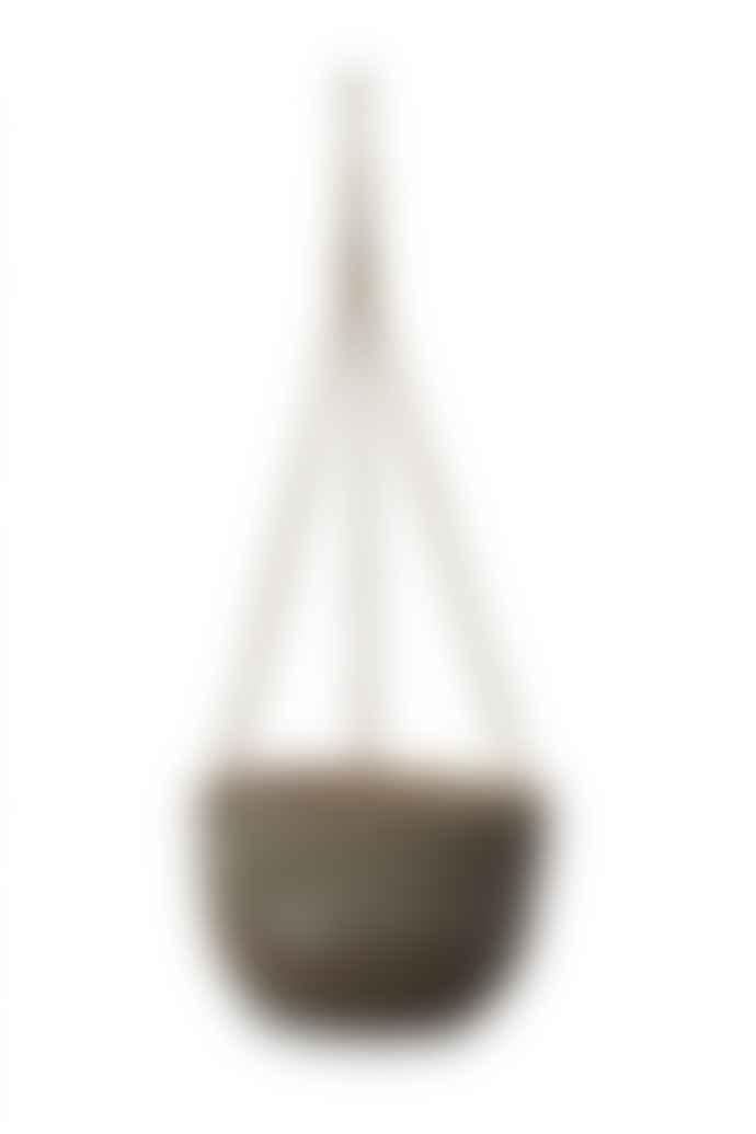Nkuku Affiti Clay Hanging Planter