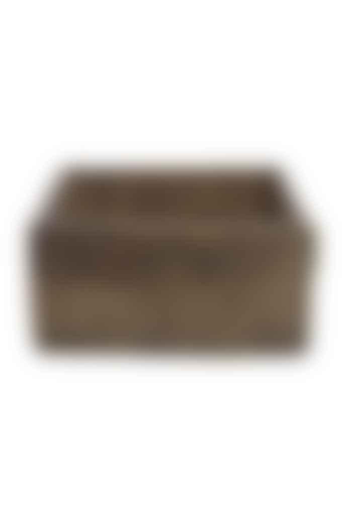 Nkuku RECLAIMED Brick Box