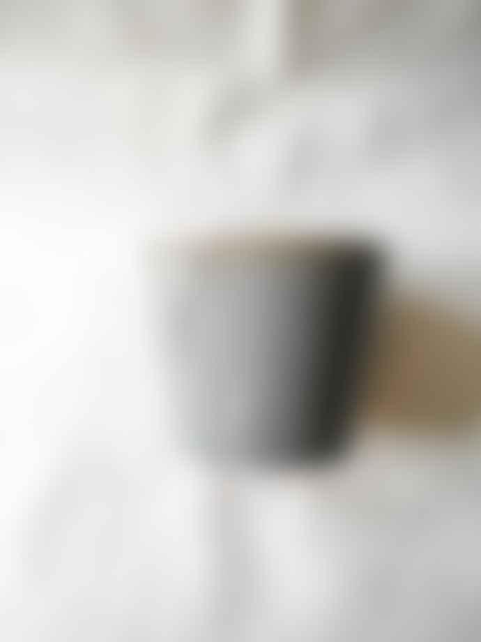 MoonKo Green Grey Ceramic Planter