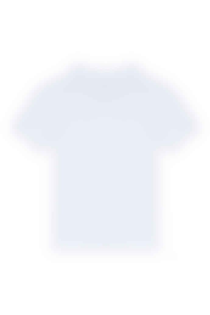 Paul Smith Junior White Cotton 'Toine' Polo Top