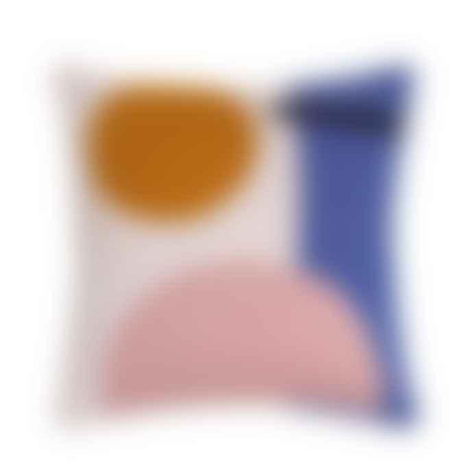 Sophie Home Bleeker Cushion In Blue