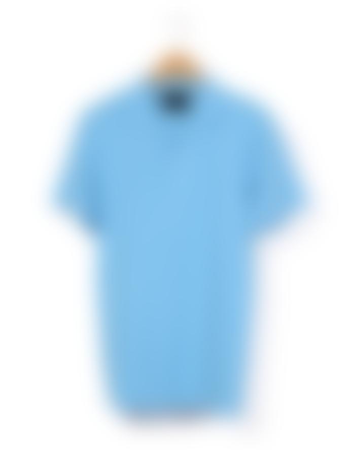 "Bowler Berlin Terry Shirt ""Play"" Skyfall Blue"