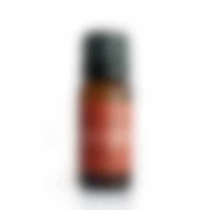 Hunter Jones Petitgrain Bergamot Vetiver Lemongrass Essential Oil Blend
