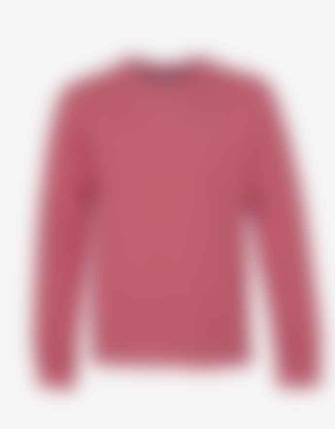 Colorful Standard Classic Organic Crew Raspberry Pink