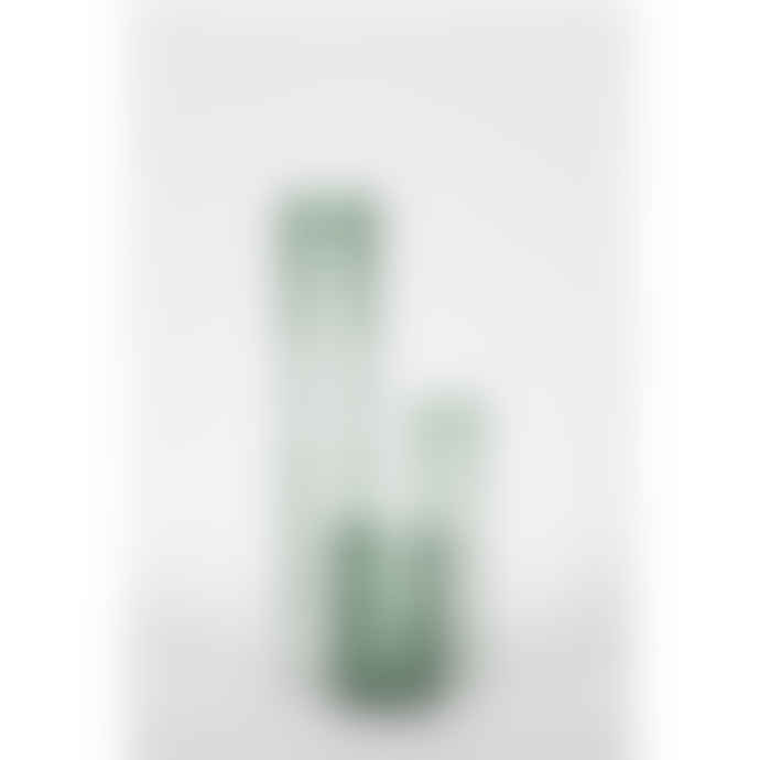 ENOstudio Ondin Vase in Green Small